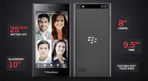MWC 2015 – BlackBerry Leap este primul smartphone al canadienilor destinat tinerilor