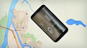 Cum să navighezi pe Dunăre, folosind Google Street View