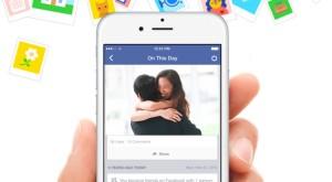 Cu aplicaţia On This Day, Facebook îţi aduce aminte ce ai făcut vara trecută