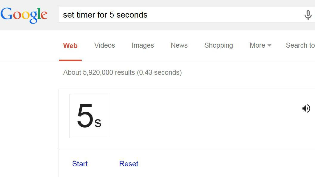 google alarma