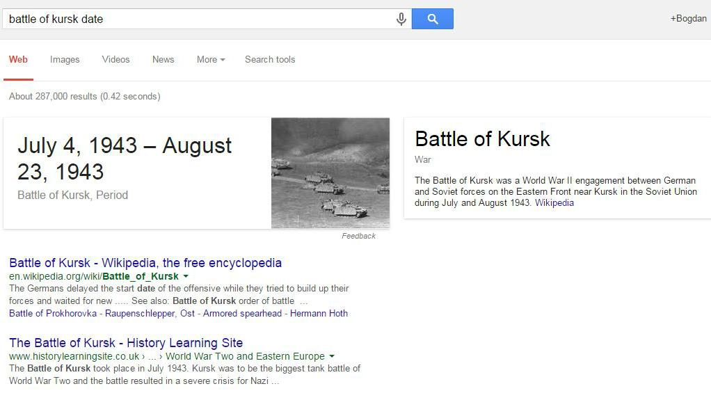 google evenimente