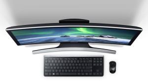 Primul all-in-one curbat de la Samsung este disponibil pentru achiziţie