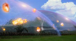 Scutul care ne va proteja de rachete e inspirat de Star Wars