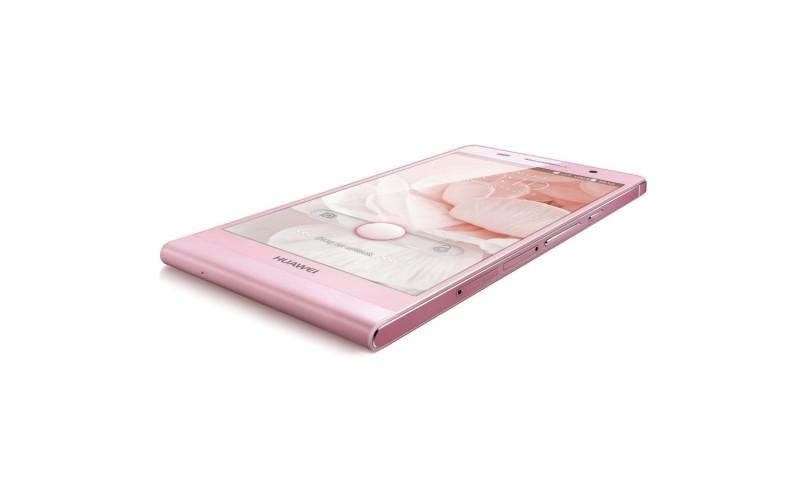telefoane cu android pentru fete Huawei Ascend P6
