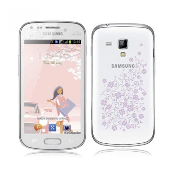 telefoane cu android pentru fete Samsung Galaxy S Duos