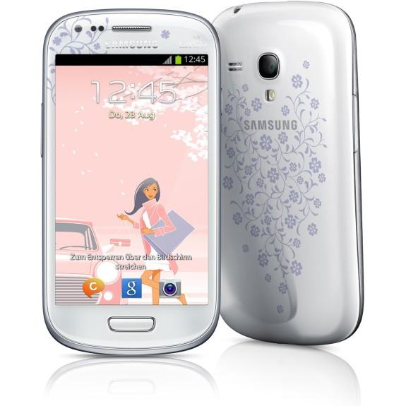 telefoane cu android pentru fete Samsung Galaxy S3 mini
