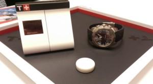 Tissot pregătește un ceas inteligent, iar primul prototip arată superb