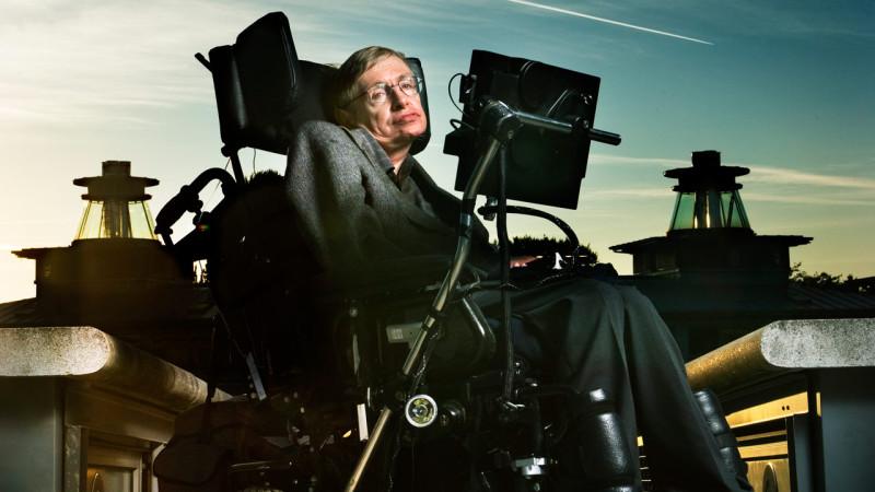 Viața lui Stephen Hawking