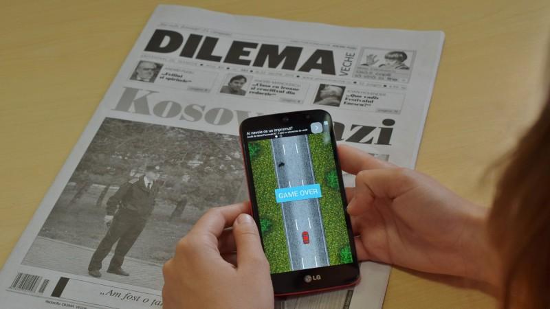 Jocuri pentru Android - Asphalt cu Dacia