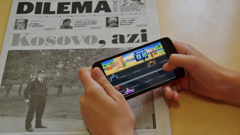 Jocuri pentru Android - Autostrada Manelelor