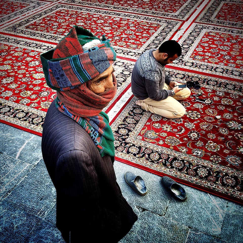 Sony World Photography Awards FOTO Hamed Nazari, Iran