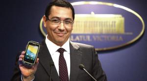 Succesul ANAF: Guvernul Ponta dă din banii evazioniștilor un telefon Dorel fiecărui român