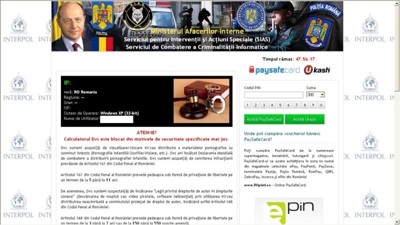 Kaspersky ransomaware