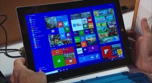 Cum va arăta Windows 10 pe tablete cu ecran mic