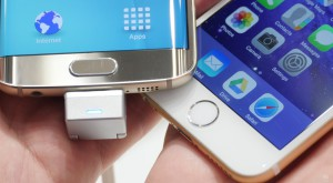 Galaxy S6 Edge vs iPhone 6 –  un test de viteză în lumea reală [VIDEO]