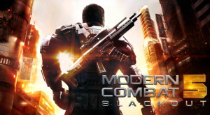 PlayArena – Modern Combat 5: Blackout poate fi un Call of Duty pentru mobile