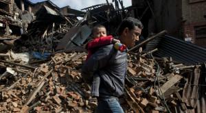 Cutremurul din Nepal ar fi fost de trei ori mai puternic. Chinezii și americanii nu au măsurat la fel