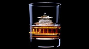Gheaţă imprimată 3D pentru marketing creativ la whiskey Suntory [VIDEO]