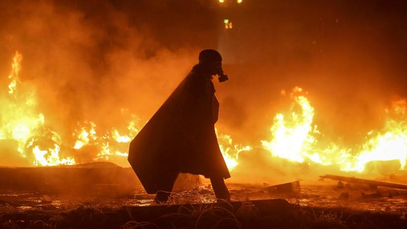 ucraina maidan facebook rețele sociale