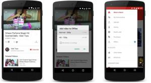 Muzica de pe YouTube va putea fi ascultată offline cu aplicaţia oficială
