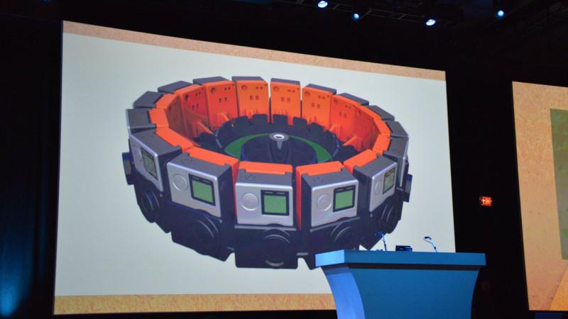 Dispozitivul Jump - 16 camere GoPro intr-un ansamblu pentru a crea videoclipuri la 360 de grade
