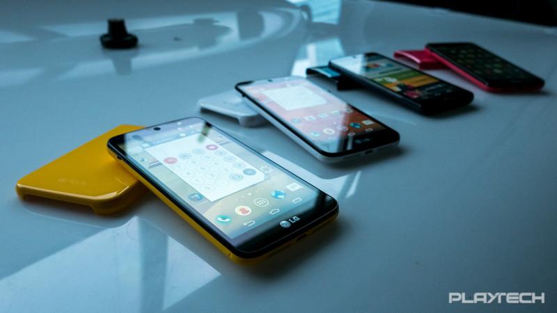Review-ul telefoanelor LG Aka (19)