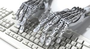 Roboţii au devenit mai rapizi la scris ştiri, deşi mai au de învăţat