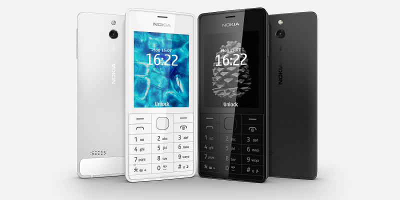 cele mai bune telefoane fara touchscree Nokia 515