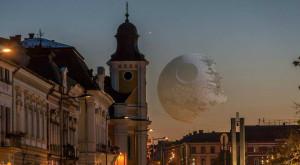Cluj a fost transformat în oraș imperial de Ziua Star Wars [VIDEO]