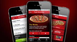 Aplicația pentru comenzi Pizza Hut a salvat patru vieți
