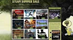 Vara reducerilor pe Steam începe mai devreme