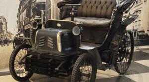 Prima mașină înmatriculată în București și disputa creată de aceasta