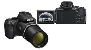 Nikon Coolpix P900 e o cameră cu zoom atât de mare, că poți vedea și craterele Lunii [VIDEO]