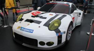 Pe jumătate Lego: cea mai impresionantă mașină de la cursa Le Mans [VIDEO]