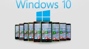Când vom cumpăra primele telefoane cu Windows 10 Mobile preinstalat?