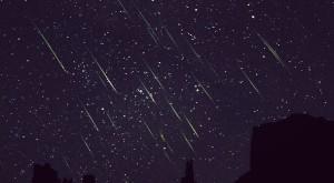 Ce sunt ploile de stele și când pot fi ele văzute cel mai bine?