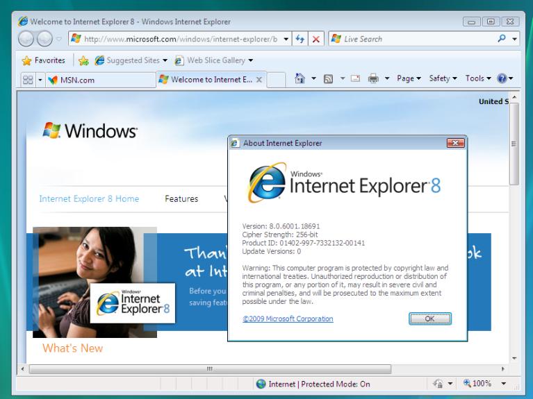 cele mai bune browsere pentru windows xp internet explorer