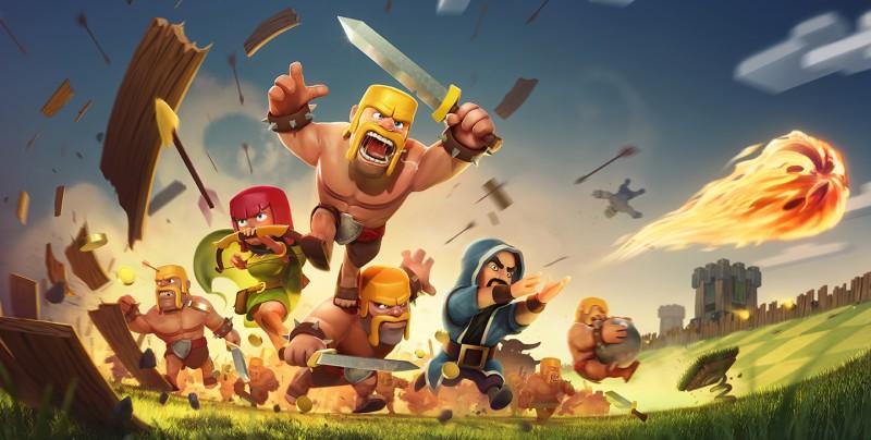 cele mai bune jocuri de strategie pentru android clash of clans