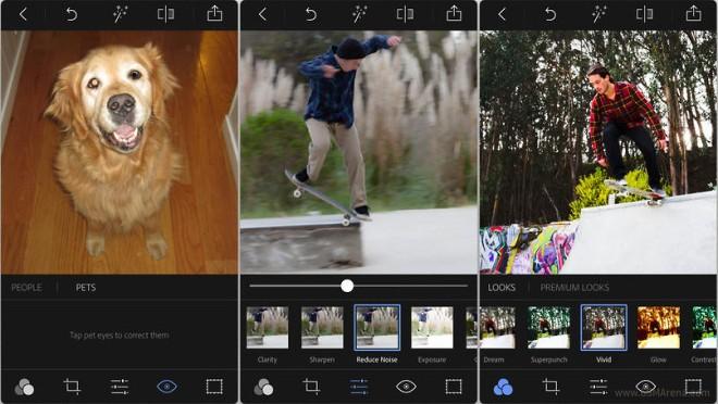 aplicații iphone de editat poze