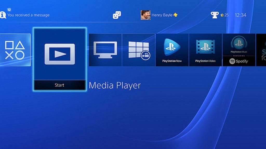 Peste noapte, PlayStation 4 a devenit un player de filme performant