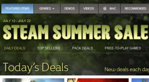 Profitaţi acum de super ofertele verii pe Steam
