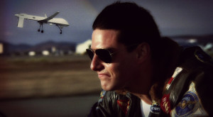 Tom Cruise e inamicul dronelor în partea a doua a filmului Top Gun