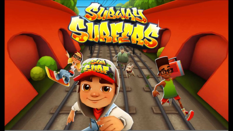 top 10 jocuri pe facebook subway surfers