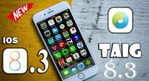 Noul jailbreak pentru iOS 8.3 este disponibil de la TaiG