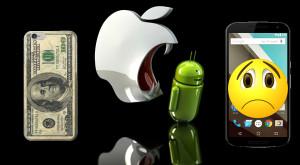 Succesul unui iPhone mai mare: oamenii migrează de la Android spre iOS