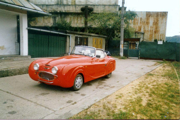 DeKaraso Simplon 2000