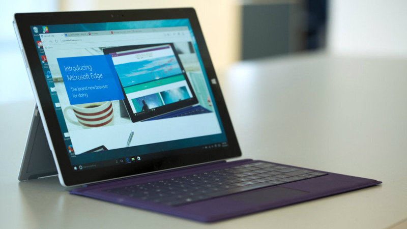 Microsoft Edge, inlocuitor Internet explorer