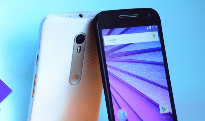 Motorola Moto G 1