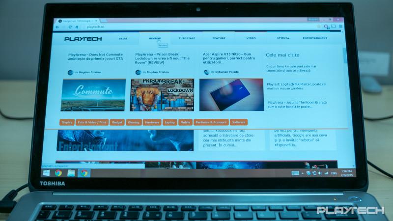 Review Playtech pentru Toshiba Kirabook, un Ultrabook cu cel mai nou procesor Intel (14)
