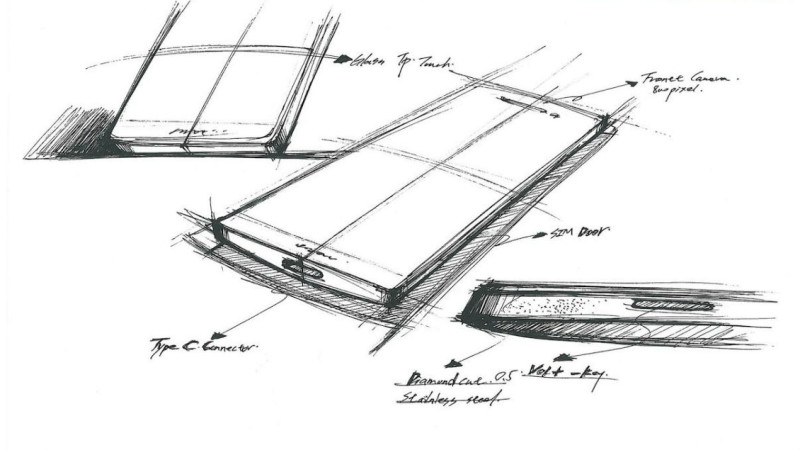 Schita OnePlus 2